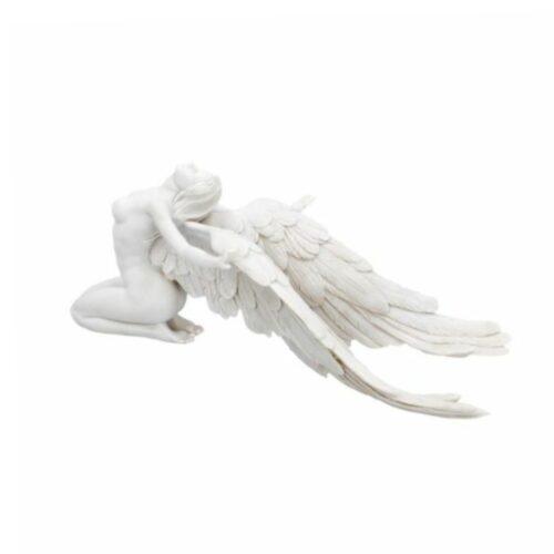 angels freedom dekoartikel statue engel nemesis now