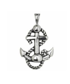 Tau, Edelstahl, rostfrei, schmuck, accessoire, anchor, anker
