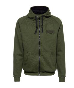 king kerosin, hoodie, funktionshoodie, funktional, softshell, zombie, olivgrün, stickerei, grün, kapuze, innenfutter, twstore, wasserabweisend, windabweisend