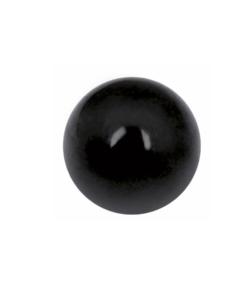 Kugel, piercing, aufsatz, ball, zubehör, schmuck, edelstahl, schwarz, twstore, body welt, innengewinde, barbell, bananabell, hufeisen